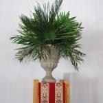 Vase of Palms